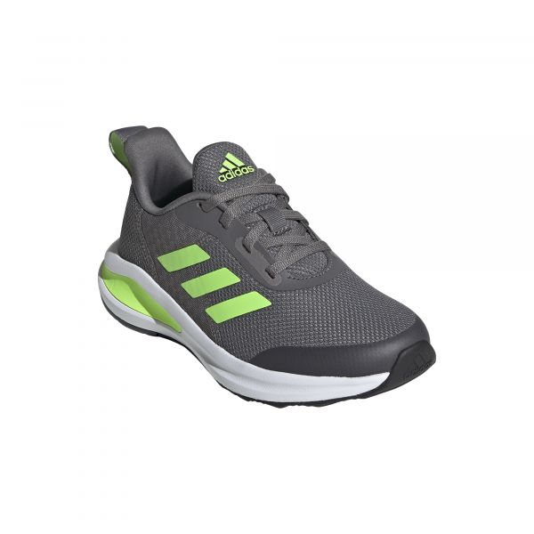 FortaRun Kids Grey/Lime