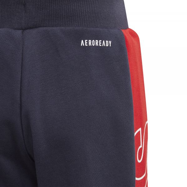 Knit Pant Navy/Red Kids