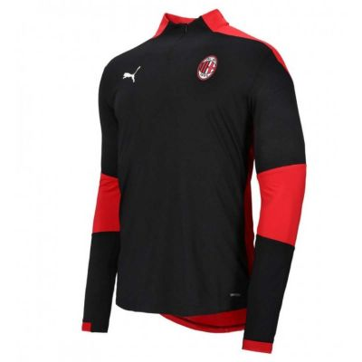 AC Milan 1/4 Training Top Red