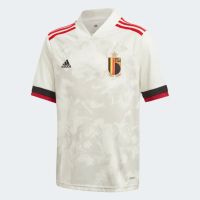 Belgium Away Jersey Euro21 Kid