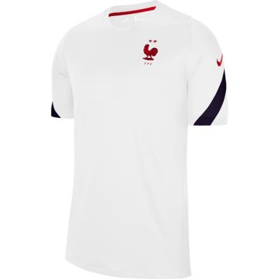 France Training Top White Euro