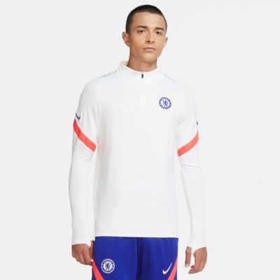 Chelsea Drill Top Blanc 20/21