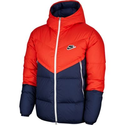 NSW Down Filled Jacket Red/Nav