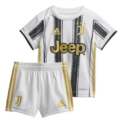 Juventus Home Kit 20/21 Baby