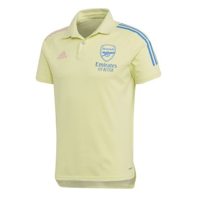 Arsenal Polo Yellow 20/21
