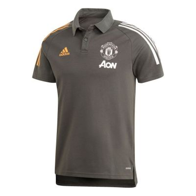 Manchester United Polo Green 2