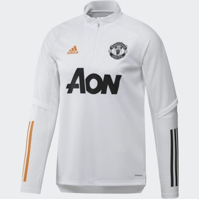Manchester United Tr Top Blanc