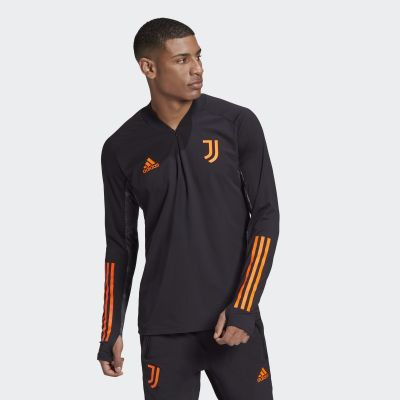 Juventus Eu Training Top Noir