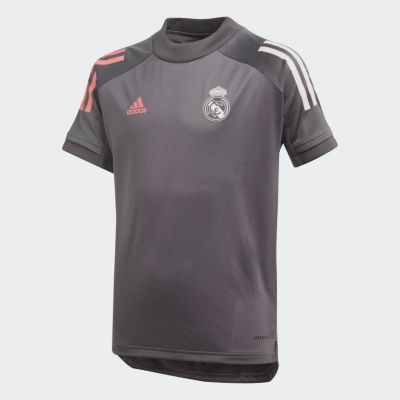 Real Training Jersey Grey 20/2