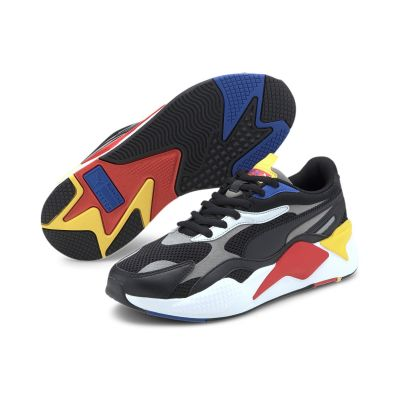 RS-X Millenium Black/Red