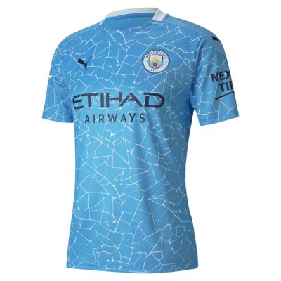 Manchester City Home Jersey Te